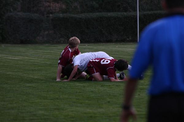 Varsity Boys Soccer 7