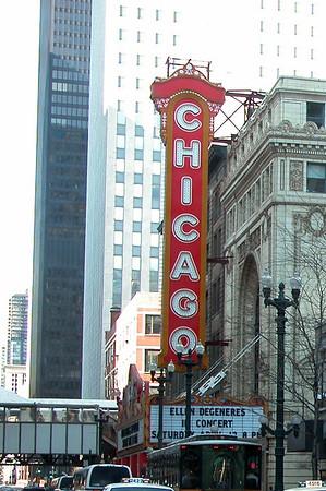 2003 Chicago Genealogy Trip