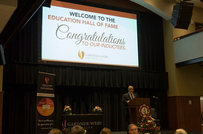 School of Education Hall of Fame Induction Ceremony