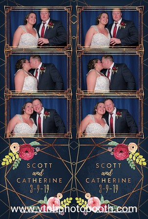 Photo Strips - 3/9/19 - Scott & Catherine