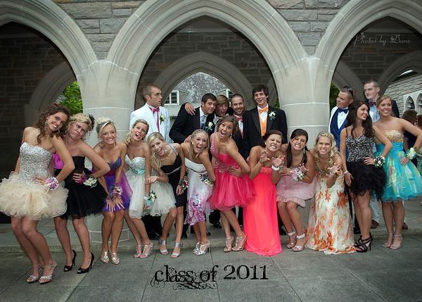 North Lenior Prom 2011