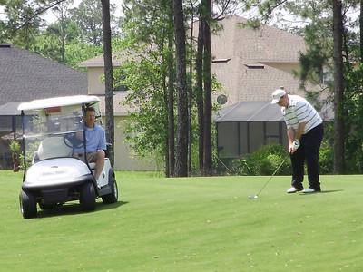 Jacksonville Trip-golf