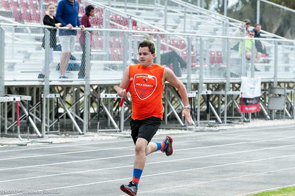 Polk County Special Olympics Spring Games