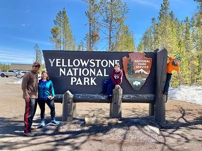 2021 Yellowstone National Park - Wyoming