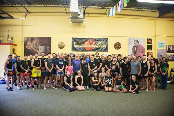Princeton Academy of Martial Arts - Ajarn Chai - September 2018