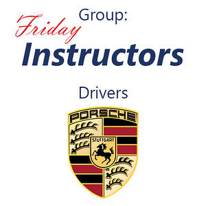 Friday Instructors