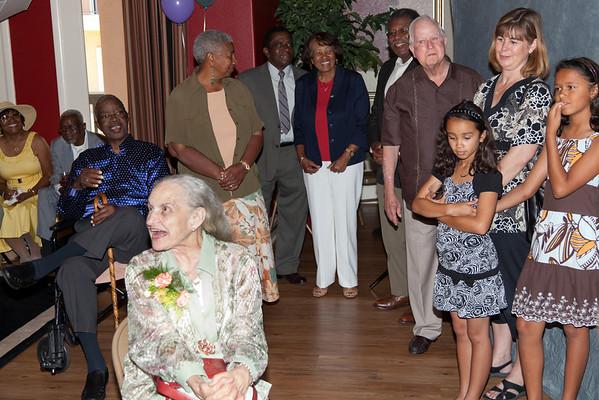 Virginia Culp's Special Birthday
