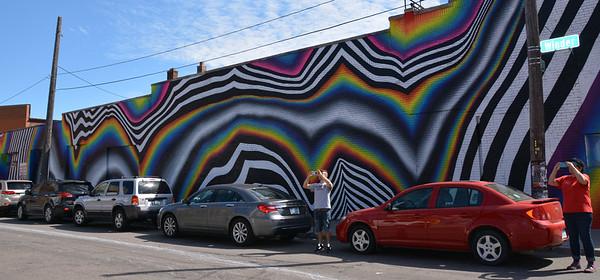 Murals in the Market