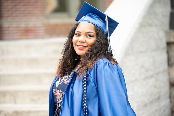 Destiny's Graduation