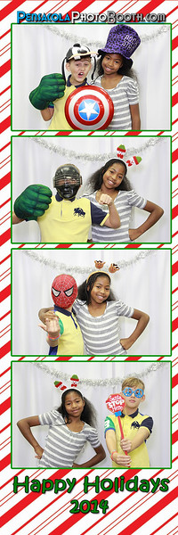 Families First Network Holiday Party 12-14-2014