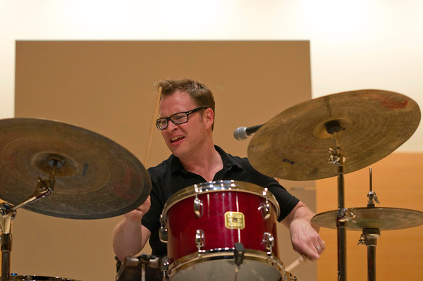 Stanton Moore Drum Clinic March 17, 2011