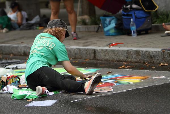 2014 Art - Fayetteville Street, Raleigh, NC