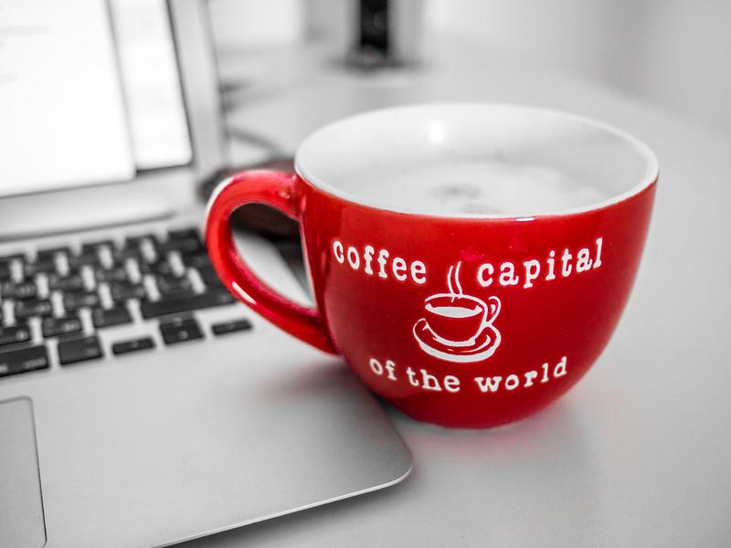 Coffee mug from Seattle