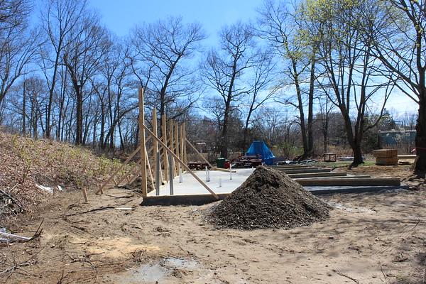 Firemans Field Pavilion Rebuild