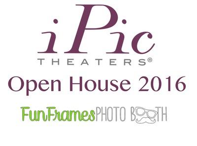 iPic Redmond Open House 10.12.16
