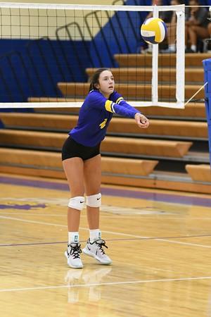 Powdersville at Wren JV Volleyball 8-24-21