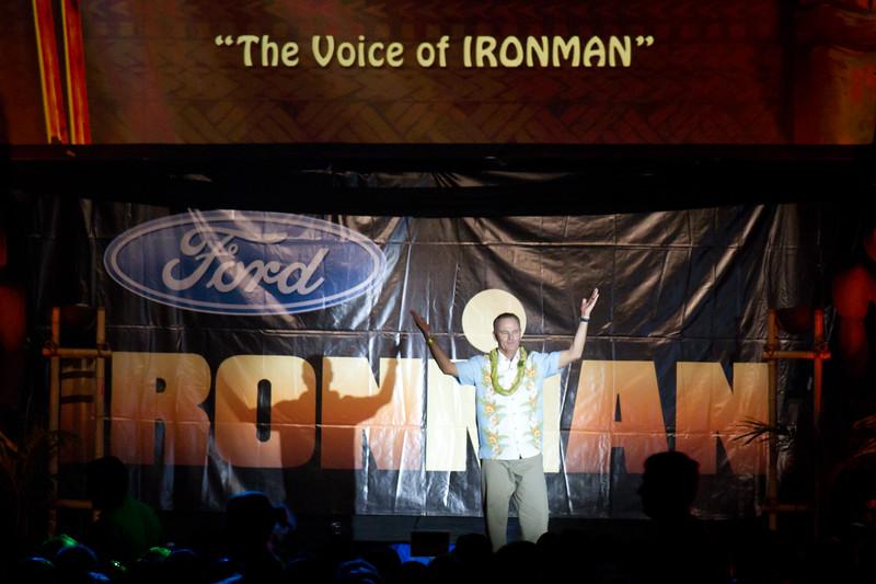 The Voice of Iron Man!