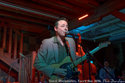 Local Rockabillies & Neighbors, Lausanne (CH) - 27.02.2016