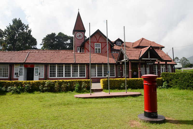 La vieille poste de Nurawa Eliya