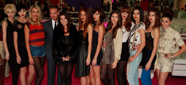 Britain and Irelands Next Top Model Live 2011