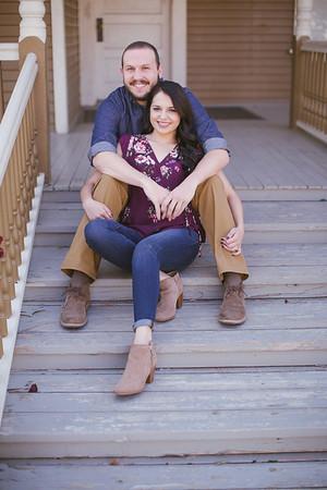 Regina and James Engaged