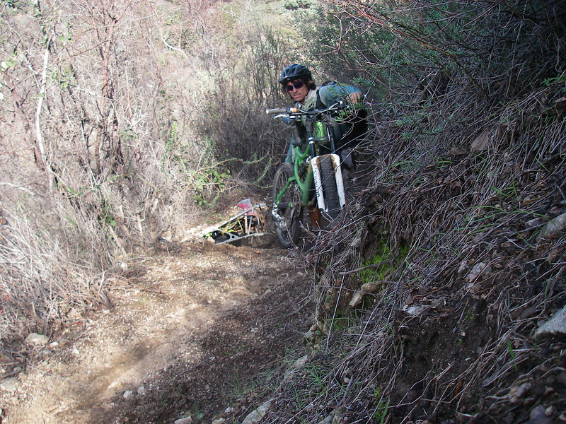 20080202046-Corba Ken Burton Trailwork, Stephen, Bob Trailer, Switchback.JPG