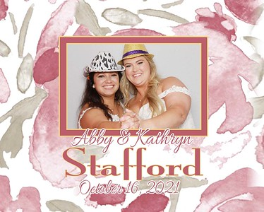 Abby & Kathryn Stafford 2021