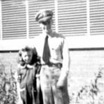 Maudeen and Wayne 1943