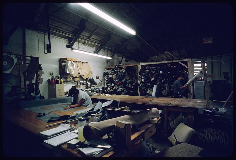 Sandler Bros., Los Angeles, 2004