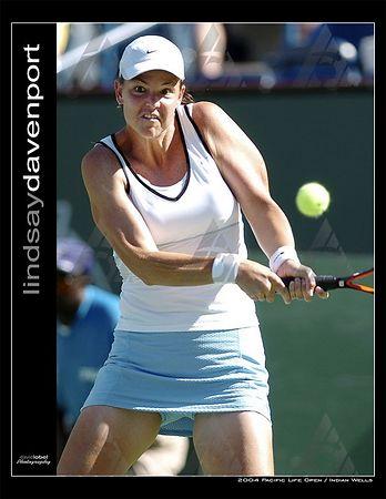 WTA R3: Lindsay Davenport def. Samantha Stosur