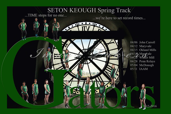 2015-2016 Track Athletics