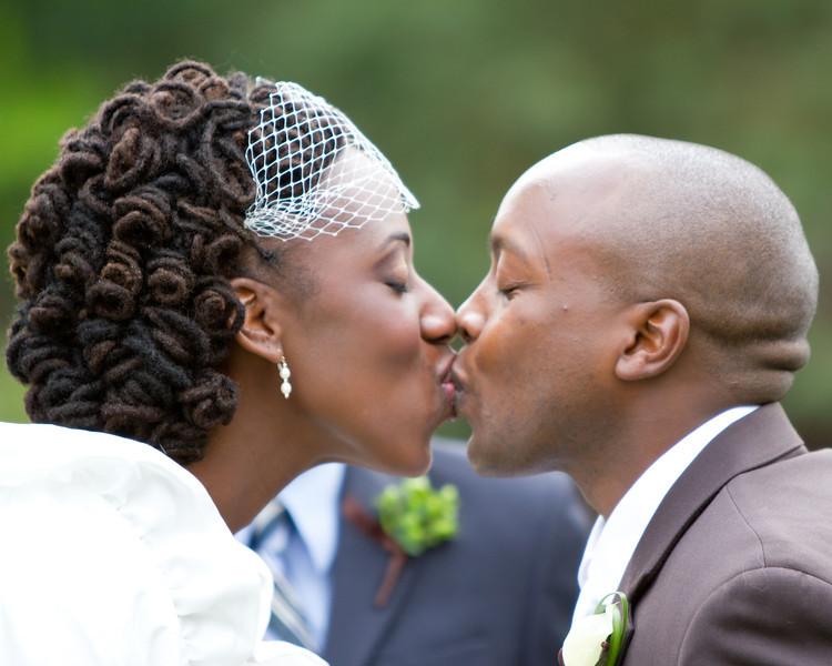 Samantha and Chris Mwangi Wedding