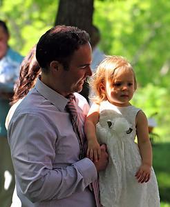 Livia and Sarah's Baptism