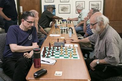 Chess tournament, Sept. 4, 2019