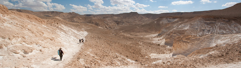 Panoramashots Lifetime Expeditions Negev Oct. 2011