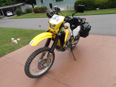 2007 DRZ400s