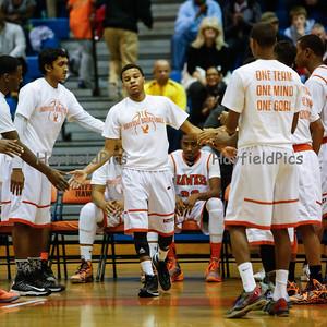 Boys Basketball South County 12/3/13