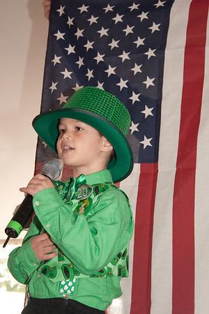 2010 St Patrick's Day   Little Leprechauns