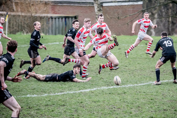 Old Leos V Wetherby 11th March 2017