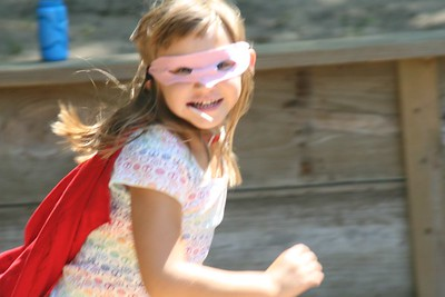 "Summer Camps 2011, ""It's a Bird, It's a Plane, It's Special Days!"""
