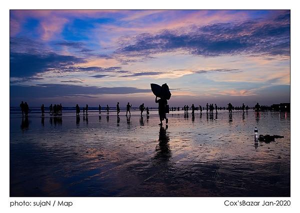 Cox's Bazar post sujanmap