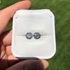 4.08ctw Old European Cut Diamond Pair, GIA I VS2, I SI1 42