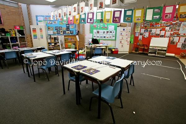 NEW ZEALAND, Auckland. Auckland Hebrew Congregation, school. (9.2010)