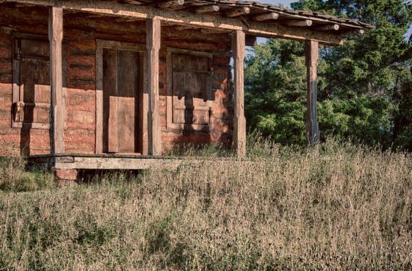 Southlake - Bicentennial Park Settlers Cabin
