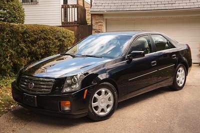 SOLD: 2004 Cadillac CTS