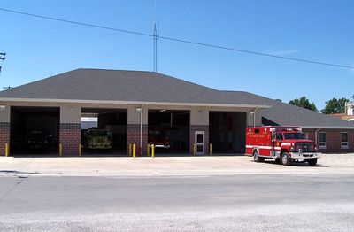 CHRISTIAN COUNTY FIRE DEPARTMENTS