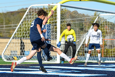 John Jay East Fishkill HS vs. Suffern HS, Oct. 24, 2019