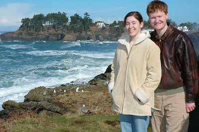 Oregon Coast - Depoe Bay