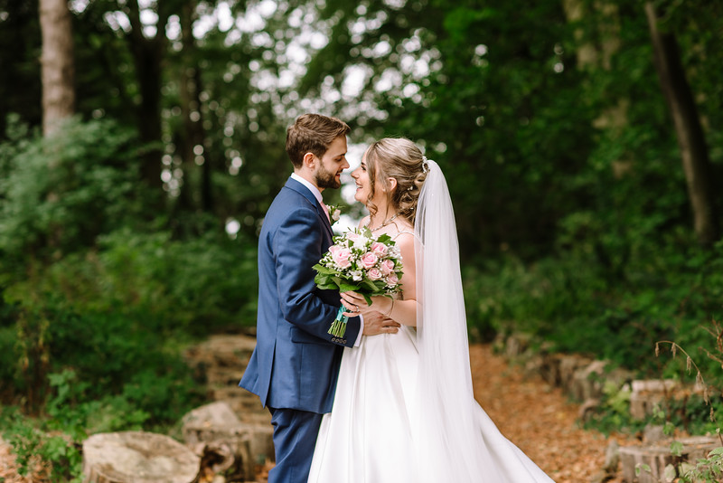 Charlotte & Richard - Holy Name of Jesus & Inglewood Manor