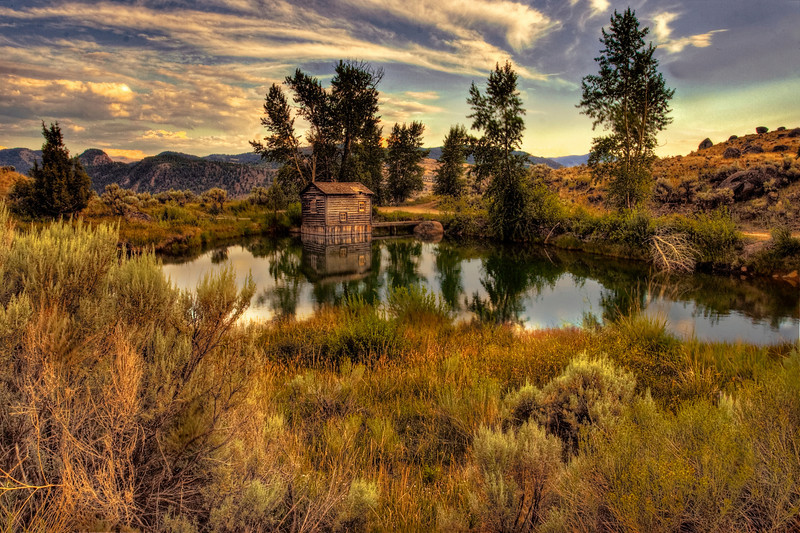 Mountain Mill Pond
